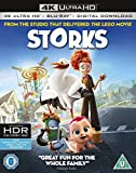 Storks [4k Ultra HD + Blu-ray + Digital Download] [2016]