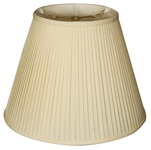 Royal Designs BS-728-20EG Deep Empire Side Pleat Basic Lamp