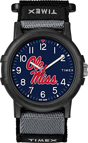 Timex Ole Miss Rebels Youth FastWrap Recruit Watch