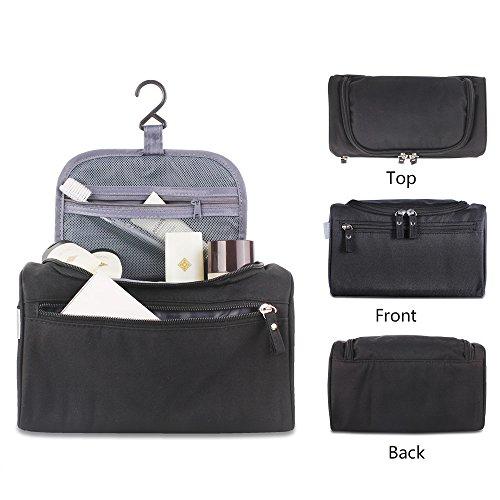 Lucky Lluvia colgar bolsa de aseo Afeitado Dopp kit: Lucky Rain: Amazon.es: Oficina y papelería