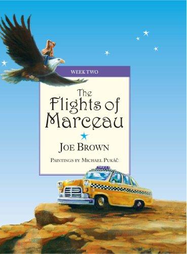 The Flights Of Marceau, Week Two - Flight Majestic Eagle