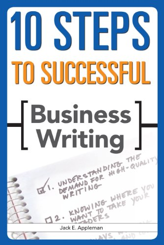 steps in business writing