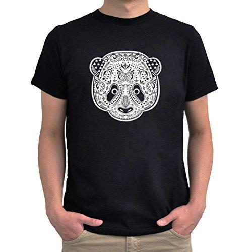 Maglietta Day of dead panda