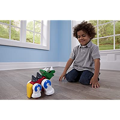Toomies Constructables Dinosaur Toys: Toys & Games