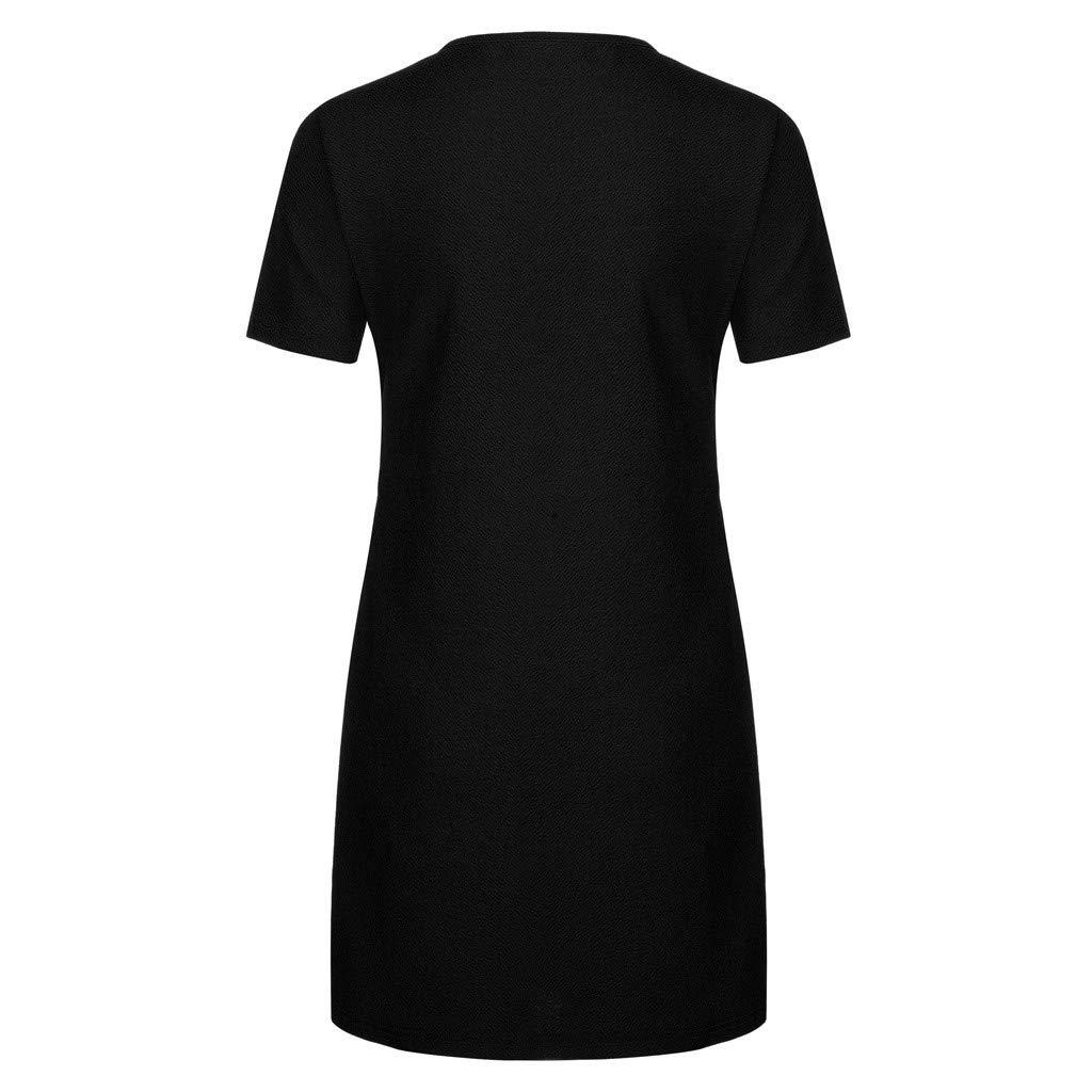 JESPER Womens Short Sleeve Solid Casual Round Neck Tie Knot Front Waist Peplum Pencil Dress