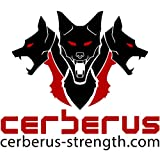 CERBERUS STRENGTH HDC Lifting Straps
