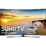 Samsung Curved 78-Inch 4K Smart LED TV UN78KS9800FXZA (2016)