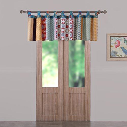 Bungalow Home Office - Barefoot Bungalow Thalia Window Valance