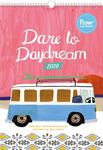 Dare to Daydream Wall Calendar 2020 (Flow)