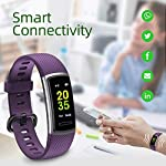 Updated-2020-Version-High-End-Fitness-Trackers-HR-Activity-Trackers-Health-Exercise-Watch-with-Heart-Rate-and-Sleep-Monitor-Smart-Band-Calorie-Counter-Step-Counter-Pedometer-Walking-for-Men-Women