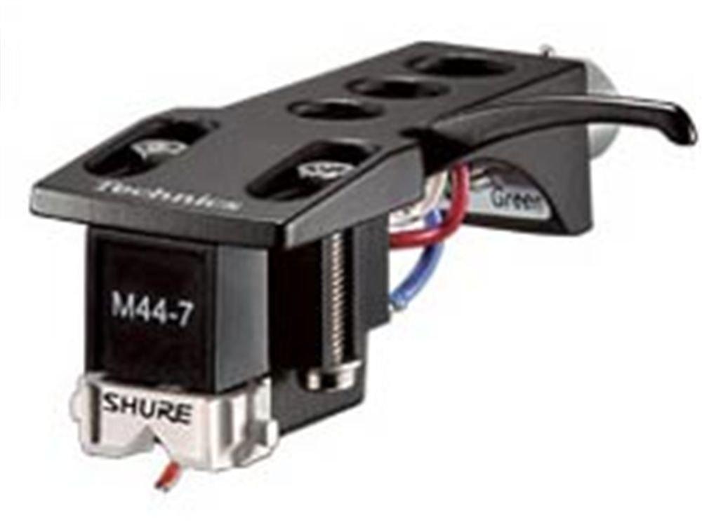 Shure M447 Standard DJ Cartridge Pre-Mounted Standard Phono Cartridge