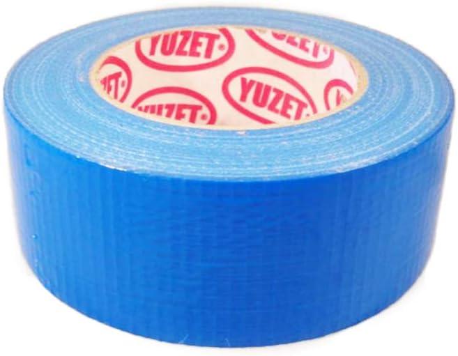 Cinta americana 48 mm x 50 m Cable-Tex color azul