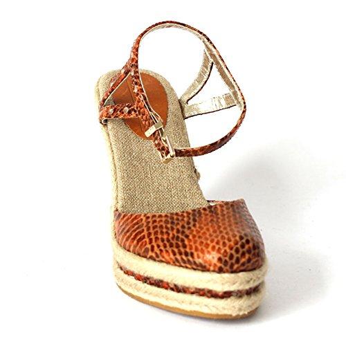 Cojín con forma de cuña Juicy Couture y pedrería para mujer, tamaño de la funda de UK 4, de £158 - Sweet persimon