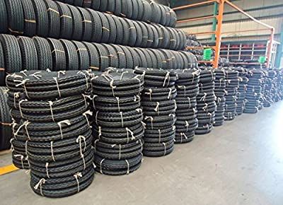 Two (2) New 14.5 Inch 8-14.5 8x14.5 Mobile Home Trailer Low Boy Camper 14 Ply Rated Tires Load Range G
