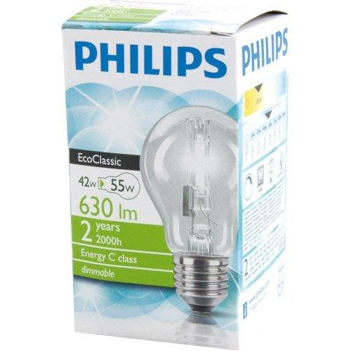 20 Pack 70W = 100W Clear GLS Halogen Light Globes Bulbs Edison Screw E27