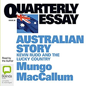 Australian Story: Kevin Rudd and the Lucky Country Audiobook