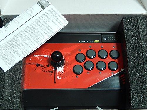 Mad Catz Arcade FightStick PRO (PlayStation3) (MC3-FS-MC-PRO) (Japan Import)