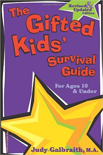 Best audiobook téléchargements gratuits The Gifted Kids' Survival Guide: For Ages 10 & Under 1575420538 PDF
