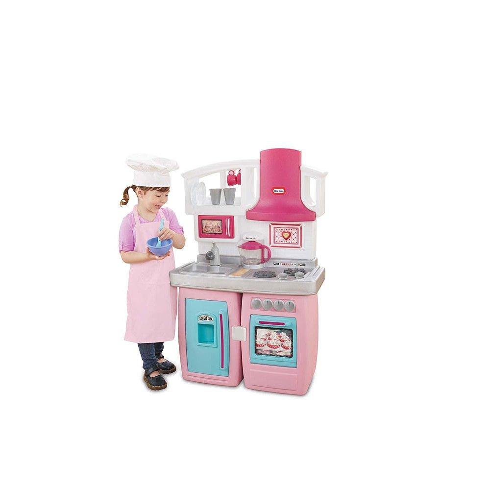 Amazon.com: Little Tikes Bake \'n Grow Kitchen: Toys & Games