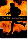 Image of Oxford Bookworms Library: The Thirty-Nine Steps: Level 4: 1400-Word Vocabulary