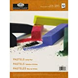 Royal Brush and Langnickel 12-Sheet Artist Pastels Essentials Artist Paper Pad, 9-Inch by 12-Inch