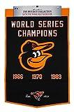 Winning Streak MLB Baltimore Orioles Dynasty Banner