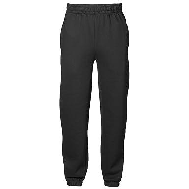 ID - Pantalones de Chandal para Deporte de Ajuste Medio Unisex ...