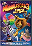 Madagascar 3: Europe's Most Wanted (Bilingual)