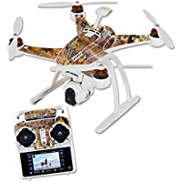 Skin For Blade Chroma Quadcopter – Deer Pattern   MightySkins Protective, Durable, and Unique Vinyl Decal wrap cover   Easy To Apply, Remove, and Change Styles   Made in the USA