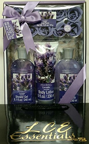 christmas-gifts-for-her-13-pc-bath-gift-set-10-rose-soap-petals-body-lotion-bubble-bath-and-shower-g