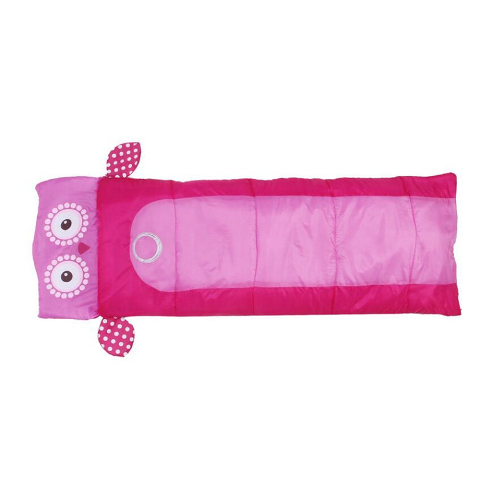 Amazon.com : Gaojuan Kids Sleeping Bag, Portable Lightweight Childrens Warm Sleep Bed Outdoor Camping Hiking Travel Cotton Childrens Cute Sleeping Bag ...