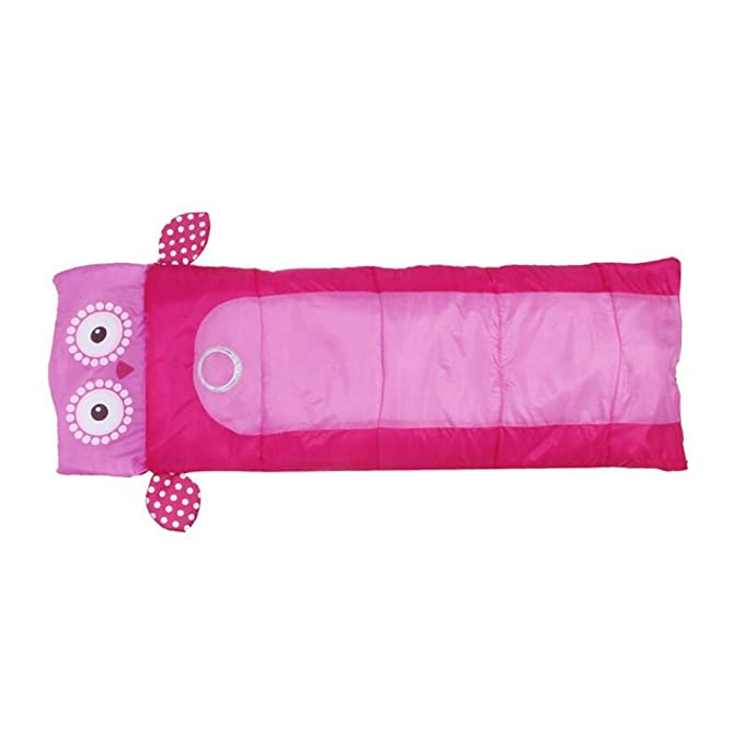 Amazon.com : Gaojuan Kids Sleeping Bag, Portable Lightweight Childrens Warm Sleep Bed Outdoor Camping Hiking Travel Cotton Childrens Cute Sleeping Bag ...