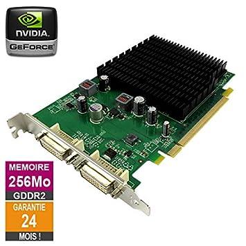 Tarjeta gráfica Nvidia GeForce 9300GE 256MB GDDR2 PCI-e DVI ...
