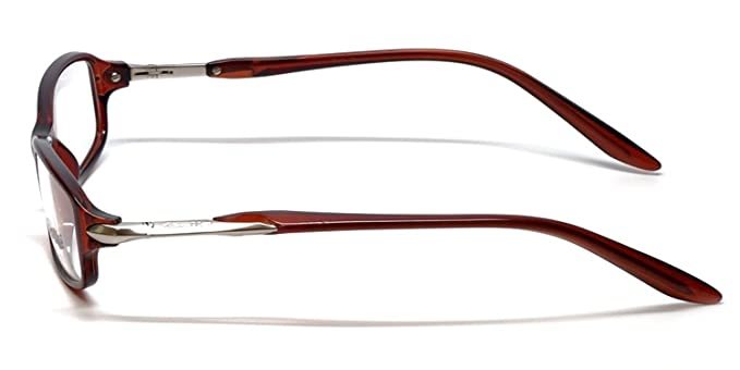 3.00 Boll/é Elysee Lightweight /& Comfortable Designer Reading Glasses 50mm in Matte Satin Cognac