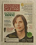 Jackson Browne Finds the Songs in His Guitars