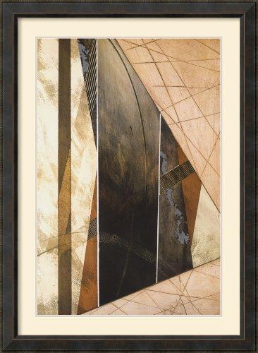Transformation II by Sebastian Alterera Framed