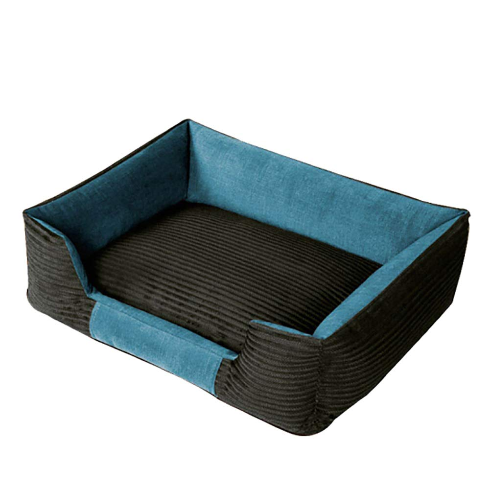 2 XL(11075cm)Pet Bed Sofa   House for Dog Cat, Durable, Available in All Seasons, Large, 3 Size Optional