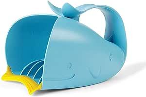 Skip Hop Baby Waterfall Bath Rinser Cup, Blue