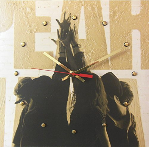 Pearl Jam (Ten) Record Cover Wall Clock -. Handmade 12