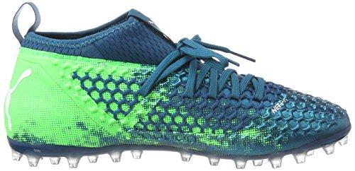 De Blanc Hommes Mg Chaussures Lagoon Pour Gecko 2 18 Football vert Puma Future puma Netfit Deep Ozpdpq