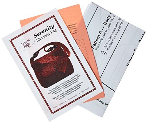 Patterns ByAnnie PBA126 Serenity Shoulder Bag (Patterns Bag Quilted)