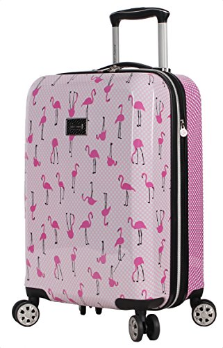 cute pink suitcases