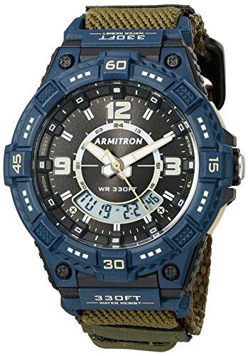 armitron-sport-mens-quartz-resin-and-nylon-fitness-watch-colorgreen-model-20-5128nog
