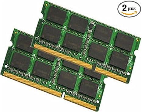 Amazon.com: 16 GB (2 x 8GB) memoria RAM SODIMM para estación ...