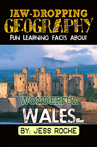 Jaw-Dropping Geography: Fun Learning Facts About Wonderful Wales: Illustrated Fun Learning For Kids by [Roche, Jess]