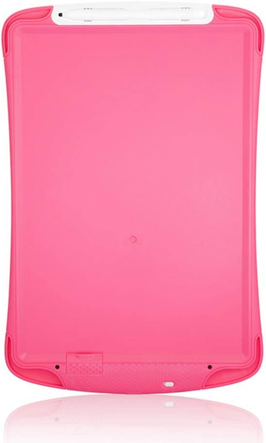 LCD Writing Tablet,8.5 inch Cartoon LCD Electronic Light Electronic Tablet Childrens Graffiti Hand-Painted Board Gifts for Kids at Home and School,Pink