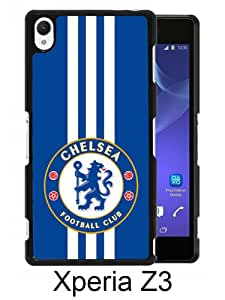 Chelsea 13 Black Fashion Design Customized Picture Sony Xperia Z3 Case