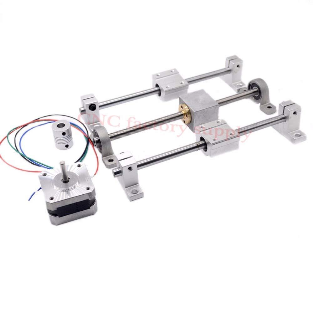 Impresora 3D – Juego de rieles guía para impresora 3D T8 Longitud ...