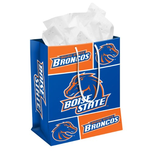 FOCO Boise State 2012 Medium Gift Bag Boise State Broncos Paper