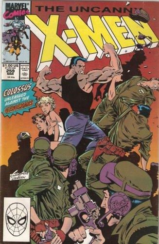 The Uncanny X-Men #259 - Dream a Little Dream